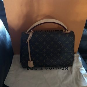 Brand new Louis Vuitton Cluny MM